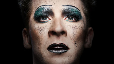 The producers of Hedwig and the Angry Inch have faced criticism for casting Hugh Sheridan in the lead role.