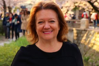 Billionaire Gina Rinehart will retain a role at Sirius if investors approve the takeover offer from Anglo American.