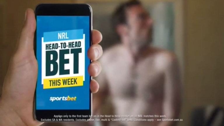 Sports bet advertisement premier sports betting bet and win verification of deposit