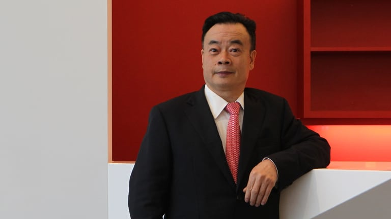 Image result for Businessman Chau Chak Wing