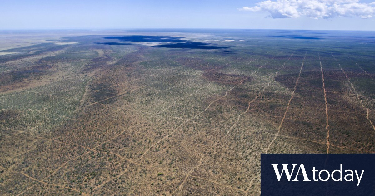 How a gas company cleared the Kimberley