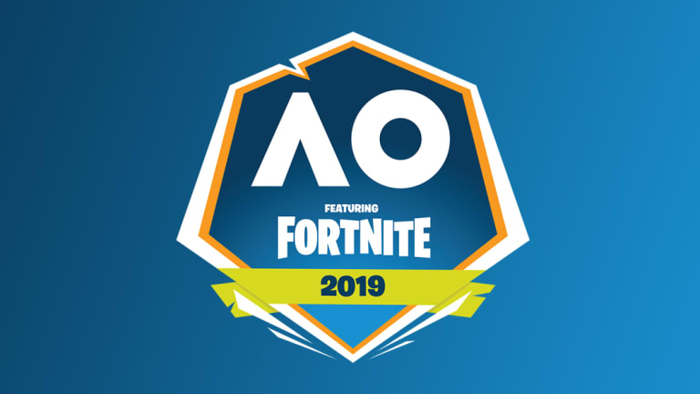 Fortnite will be played at the Australian Open.