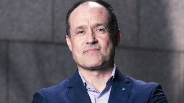Vodafone CEO Inaki Berroeta.