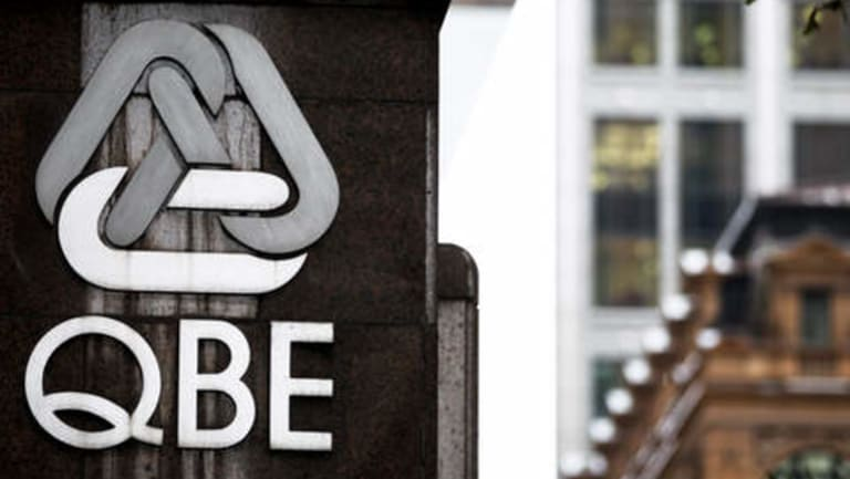 Another horror year of natural disasters cost QBE $US1.227 billion, compared with $US439 million in 2016.