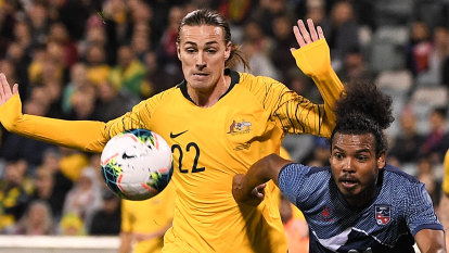 Socceroos focus on Copa America after World Cup qualifiers postponed