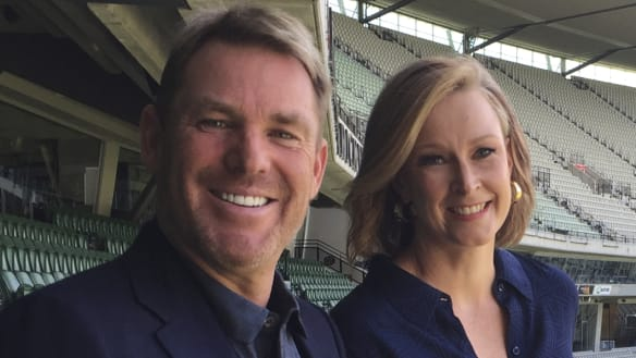 Shane Warne says writing his own obituary made him a better person