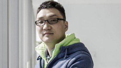 The founder of a Chinese company just suffered a $7.4b loss in one day