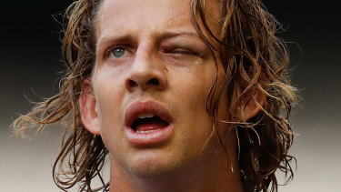 Fremantle's Nat Fyfe.