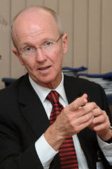 Stephen Ayre, the CEO of Metro South Hospital and Health Service, has been sacked by the health service's board.