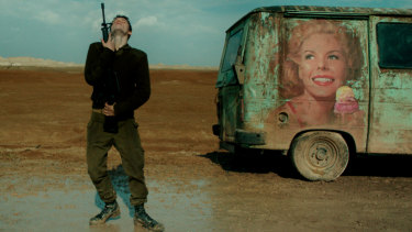 """Exhilarating and shocking"": the Israeli film Foxtrot."