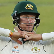 Cameron Bancroft provided a timely reminder of his staying powers as the rest of the side crumbled.