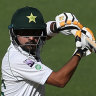 Babar's Pakistan in charge of Australia A after day one