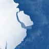 Sydney-sized iceberg breaks off Antarctica