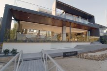 The Noosa Heads residence designed by architect Paul Clout last traded for $10.91 million.
