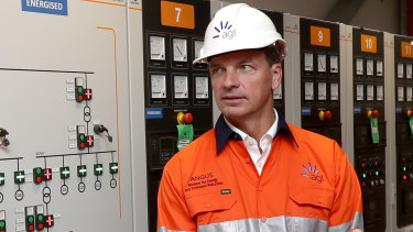 Angus Taylor said the Morrison government would underwrite two new power plants.