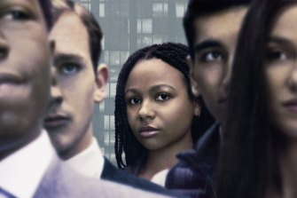 Industry follows the lives of a group of young investment bankers.