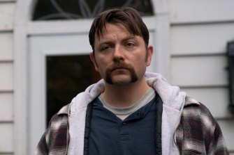 He's a mean drunk. But is Erin's father Kenny (Patrick Murney) capable of killing his own daughter?