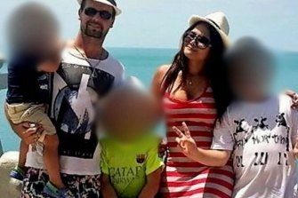 Luke Cook and wife Kanyarat Wechapitak. Thai police say Cook attempted to smuggle the drugs to Australia on behalf of the Hell's Angels motorcycle gang, in June 2015.
