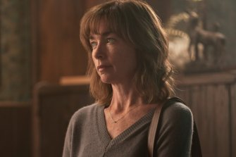 Lori Ross (Julianne Nicholson) may be a woman wronged, but is she angry enough to kill?