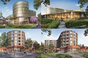 Plans for Panthers Western Sydney Community & Conference Centre will be put on hold after the underground carpark is finished.