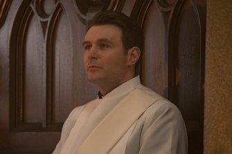 Pray for us sinners: Deacon Mark Burton (James McArdle).