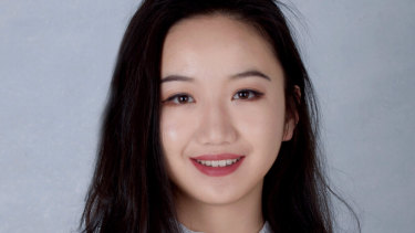 Vicky Xiuzhong Xu was trolled by pro-Beijing students for reporting on the Sydney protests.