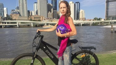 Bicycle Queensland CEO Anne Savage has asked for CBD speed limits to be reduced to 30km/h.
