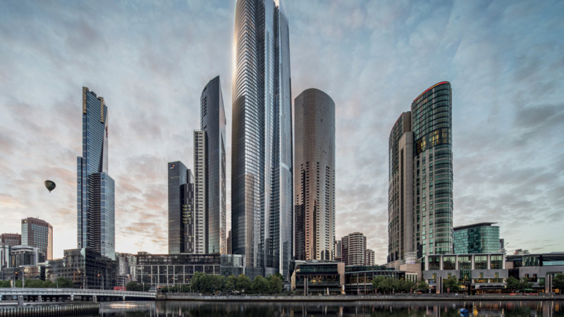 Crown Resorts (ASX: CWN) weighs 'next steps' as plans for One Queensbridge Tower thrown into doubt
