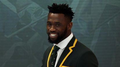 Kolisi wins fitness race to lead Springboks at the Rugby World Cup