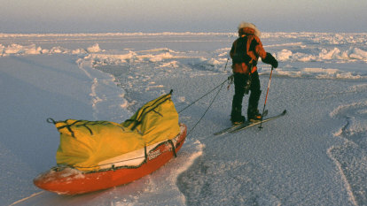 Field trip: North magnetic pole is on the move