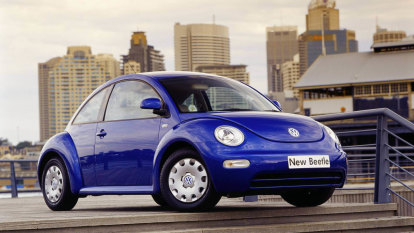 Bye-bye Beetle, thanks for the memories
