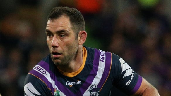No deal done, but Storm say Smith is a certain starter for 2019