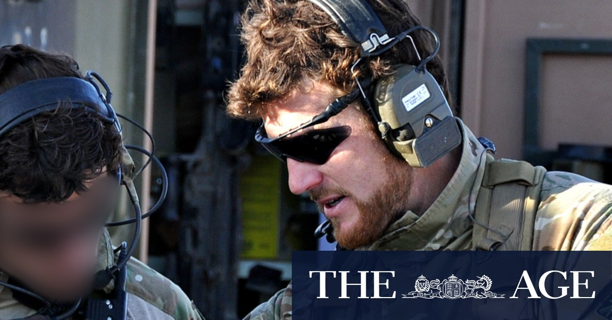 'Secret' drone videos of military operations kept in Ben Roberts-Smith's backyard – The Age
