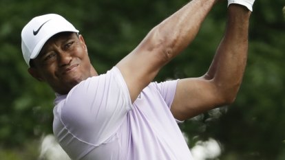 Woods good for my majors record: Nicklaus
