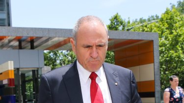 "'We will try again,"" NAB chairman Ken Henry has told shareholders."