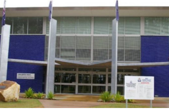The Mid North Coast Correctional Centre in Kempsey.