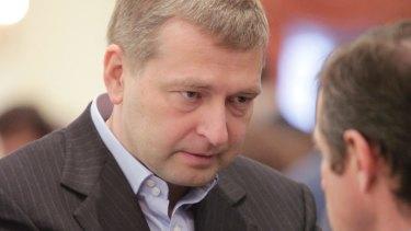 Russian oligarch Dmitry Rybolovlev.