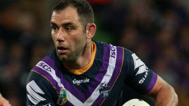 """""""We'll win first and then we'll see what happens"""": Cameron Smith."""