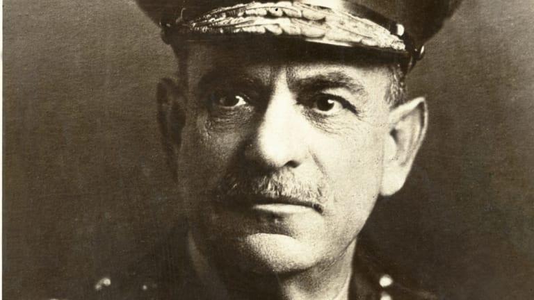 General John Monash.