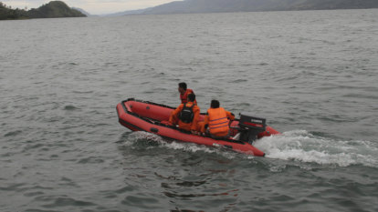 Overloaded boat capsizes in Indonesia, more than a dozen dead