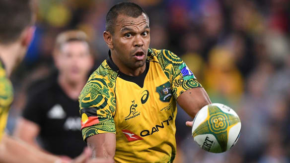 Wallabies feeling privileged to tackle England in Indigenous jersey