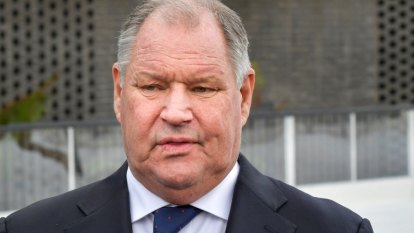Former student of Robert Doyle wants action over alleged sexual harassment
