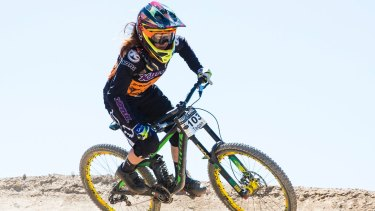 Jindabyne's Tegan Molloy has her sites on a top-10 finish.