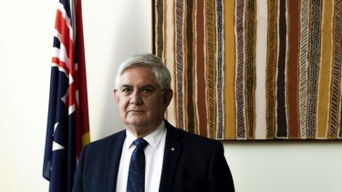Ken Wyatt is the first Indigenous man to serve as Minister for Indigenous Australians.