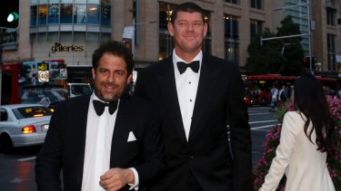 Brett Ratner and James Packer helped create RatPac in 2013.