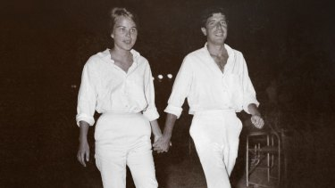 Marianne & Leonard: Words of Love was a film closer than most to director Nick Broomfield.