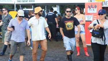 Byron Bay Bluesfest organisers tried to introduce paid parking for the festival in 2019.