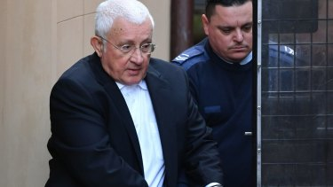 Millionaire property developer Ron Medich was sentenced to 39 years' jail.