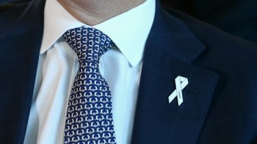 White Ribbon was subject to a scorching backlash late last week for pulling its stance on reproductive rights.