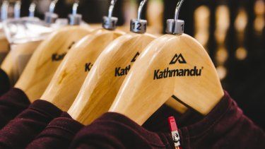 Kathmandu said Christmas and Boxing Day sales were below its expectations.